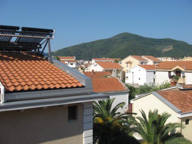 Вид з балкончика вілли