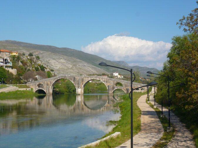 Арсланагича - мост в Требинье
