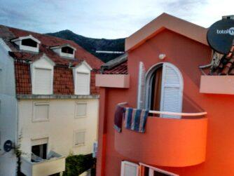 Балкон на віллі