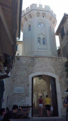 Башня с Часами в Герцег Нови