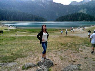 Чорне озеро в парку Дурмітор