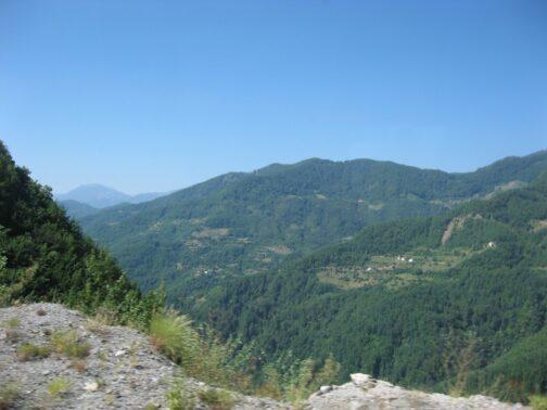 Фантастичні гірські пейзажі Чорногорії