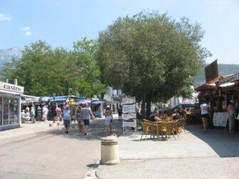 Фото магазинчиків і кафе