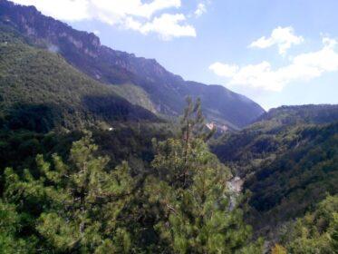 Гори в Чорногорії - диво природи
