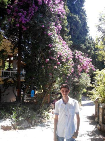 Хегцег Нові - місто квітів