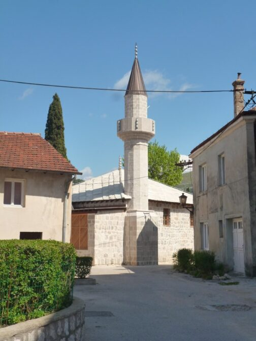 Императорская мечеть в городе Требинье