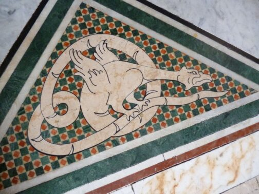 Интересные детали монастыря в Требинье