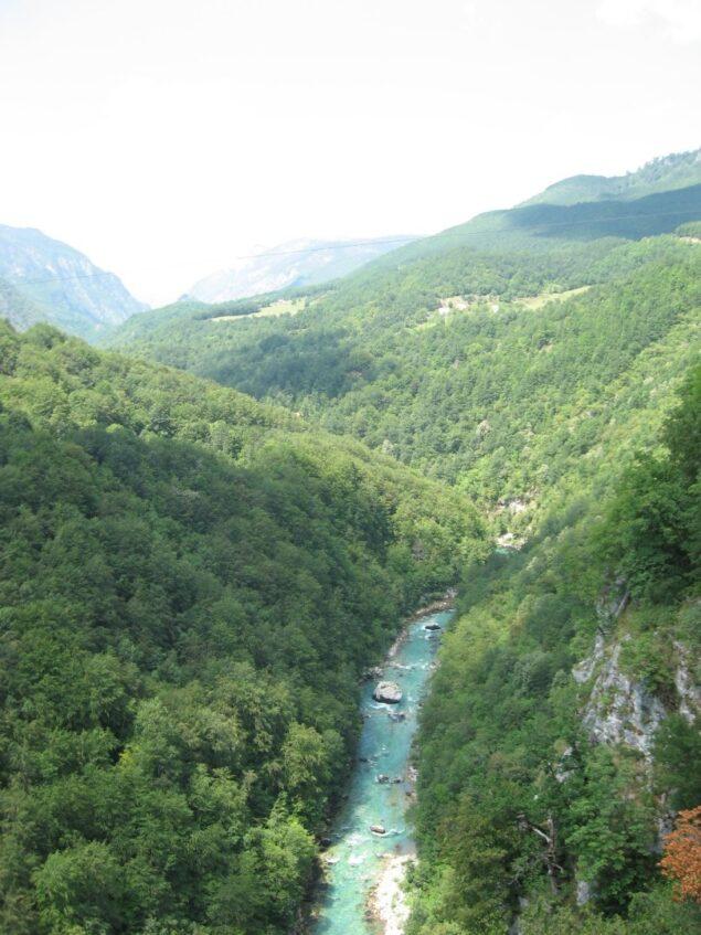 Каньйон ріки Тара