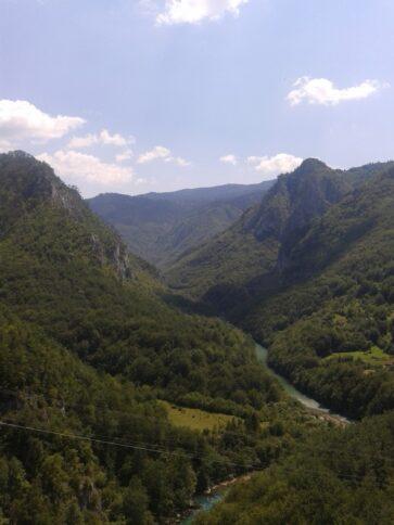 Каньйони Чорногорії - незвичайна природа, флора і фауна