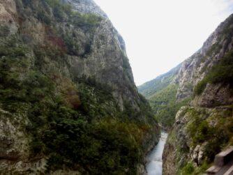Краєвиди Чорногорії