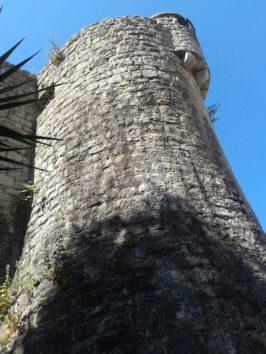 Фортеця в Старому місті Будви