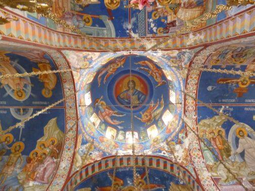 Монастырь Грачаница в Боснии и Герцеговине
