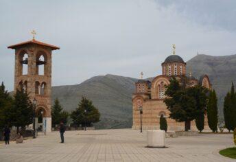 Монастырь Грачаница в Требинье