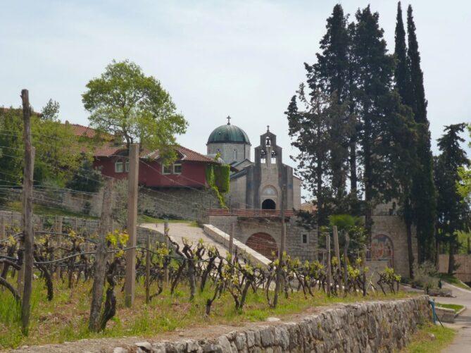 Монастырь Тврдош в Боснии и Герцеговине