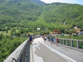 Мост Джурджевича Тара. Фото