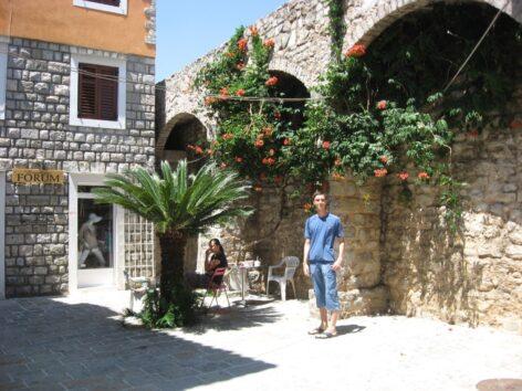 Один из дворов Старого города