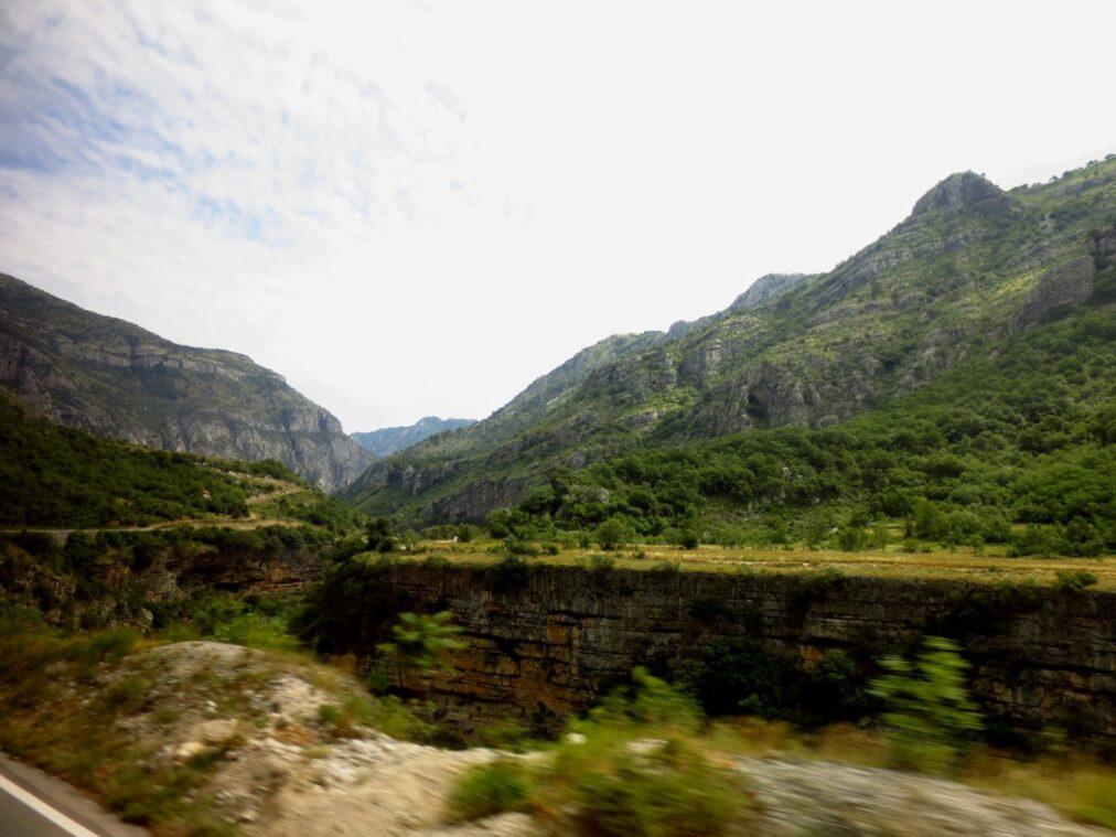 Пейзажі Чорногорії