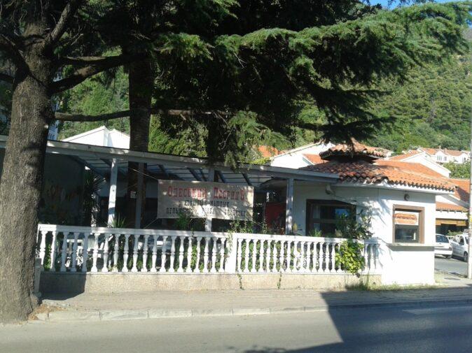 Ресторан Одеський Дворик в Будві