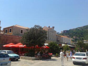 Ресторанчики біля стін Старого міста