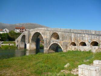 Самый известный мост в Требинье