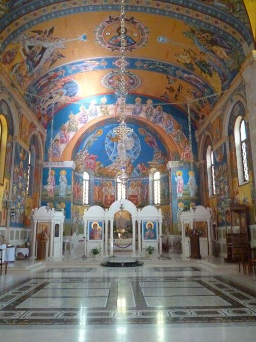 Соборный храм Святого Преображения Господня