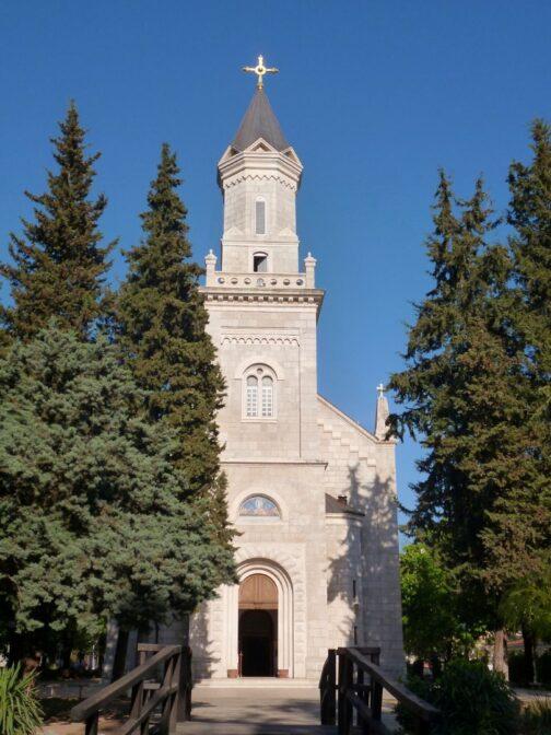 Соборный храм в Требине