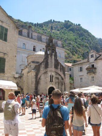Церква Святого Луки в Которі - чорногорські пам'ятки