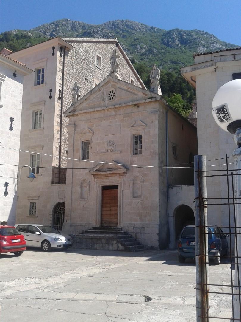 Церква в Перасті