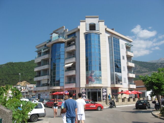 Торговый центр Будвы