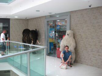 Торговий центр Будви