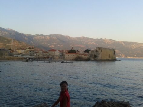 Вид на Старе місто