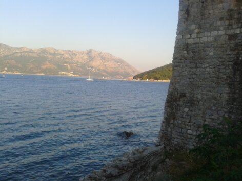 Вид на бухти Будву з Бастіону