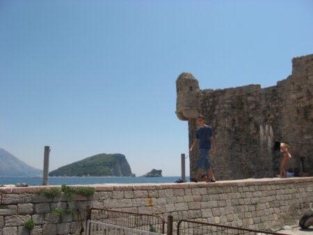 Вид на острів Святого Миколая