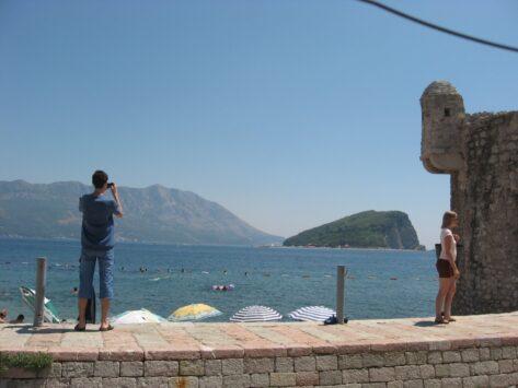Вид з кріпосної стіни