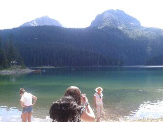 Красота Черного озера