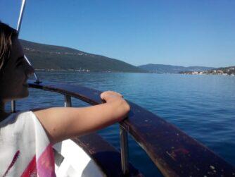 Лазурное море
