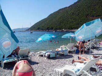 Пляж Жаниц