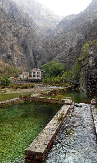Погода в Черногории осенью