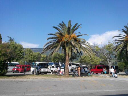 Как добраться из аэропорта Тиват в Черногории