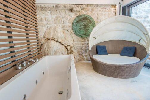 Ванная комната в Черногории