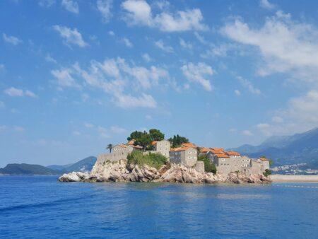 Остров Святого Стефана в Черногории. Экскурсия.