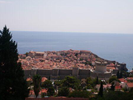 Хорватия из Черногории - экскурсия в Дубровник