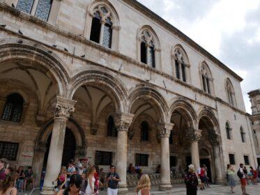 Княжеский дворец в Старом Дубровнике, Хорватия