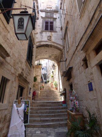 Не туристический Дубровник, Хорватия