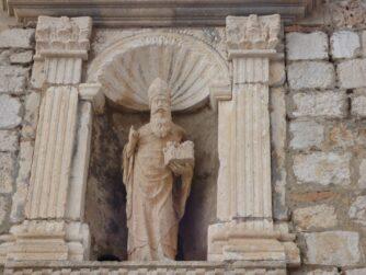 Святой Влаха в Дубровнике, Хорватия