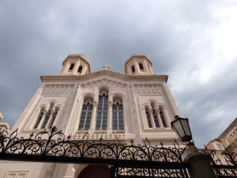 Церковь Святого Благовещения в Дубровнике, Хорватия
