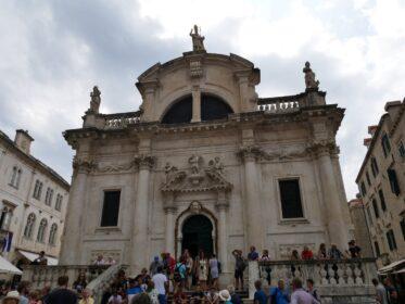 Церковь Святого Власия в Дубровнике, Хорватия