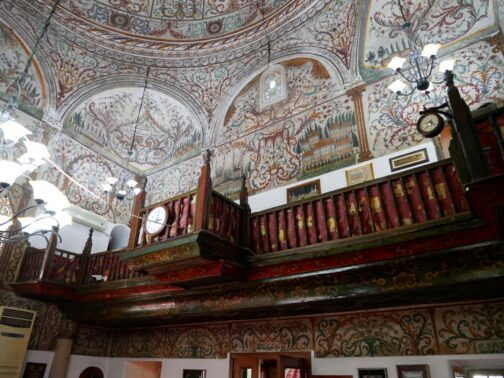 Мечеть на экскурсии в Албанию