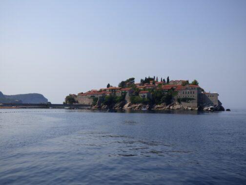 Остров Святого Стефана на экскурсии из Будвы