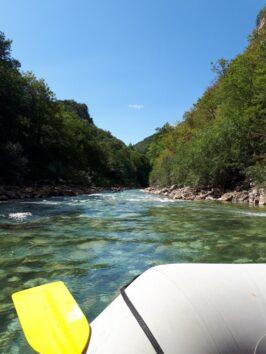 Рафтинг в Черногории из Будвы